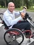 Paul de Jong - medewerker routes - Stichting Handbike.nl