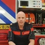 Sander Lepelaar, Brandweer NL   Veiligheidsdienst Haaglanden