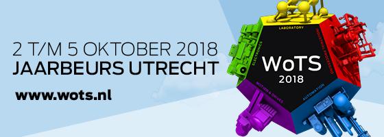 Registreer voor WOTS 2018